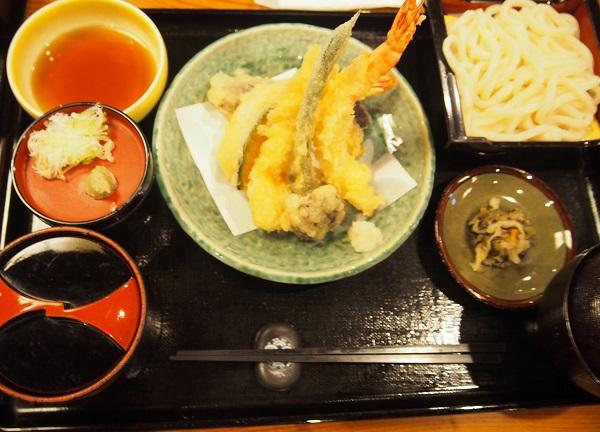 【東京ディズニーランド】れすとらん北斎の天ぷら膳メニュー