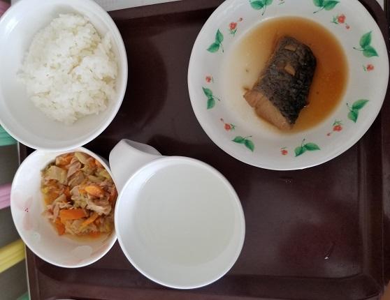 子供の入院食