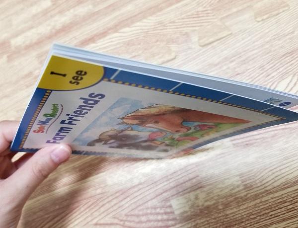 Sight Word Readers(サイトワードリーダーズ)の絵本