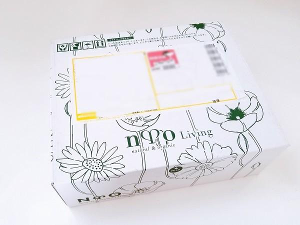 ALOBABYアロベビーミルクローション箱